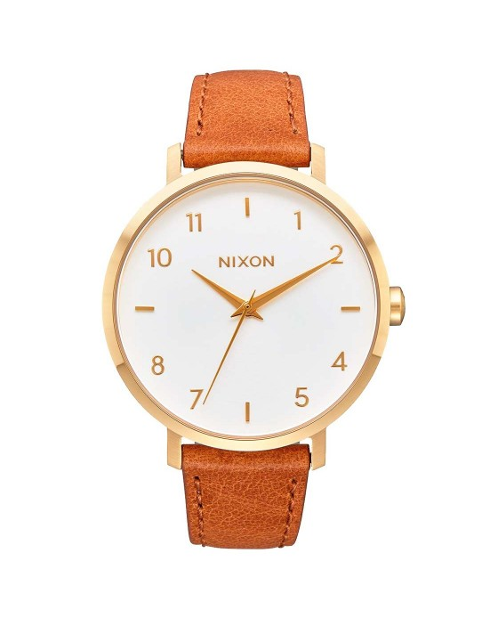 RELOJ STREET UNICO NIXON A1091 ARROW LEATHER 2621
